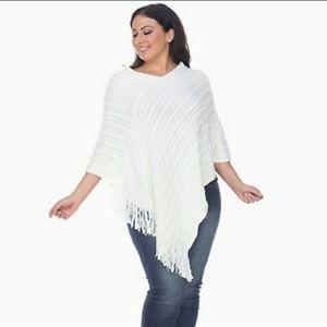 🎁3/$27🎁Plus size knit poncho